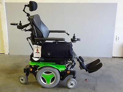 Permobile M300 Power Wheelchair With Power Recline Functions