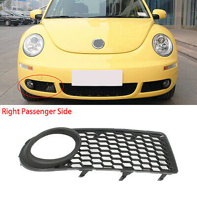 Front Right Fog Light Cover Grille Honeycomb Fit For VW Beetle Cabrio 2006-2010