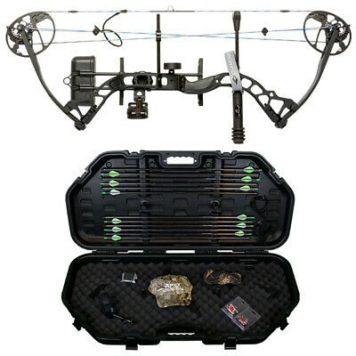 Diamond Archery Infinite Edge Pro Compound Bow Field Ready Package