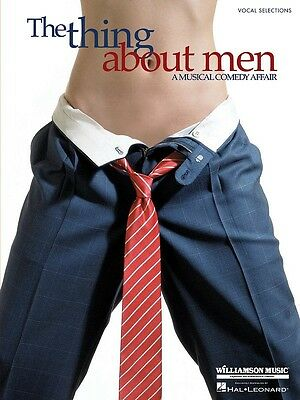 The Thing About Men - Vocal Selections - Vocal Music Book