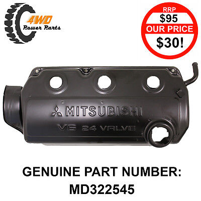 Mitsubishi 6G-74 Rocker Cover LEFT V6 24v - MAGNA, SIGMA, SEDAN, WAGON