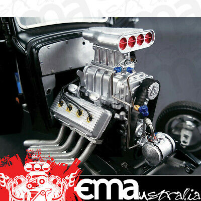 Pork Chops Blown 528 Hemi Gasser Engine 1:18 Diecast Model Amma1800907E