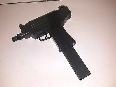 vintage LARAMI BATTERY OPERATED UZI WATER PISTOL