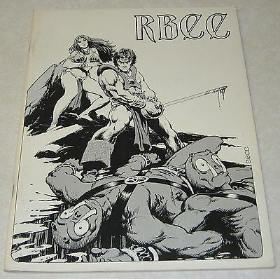 RBCC - #138 - Rocket Blast Comic Collector - JOHN CARTER COVER