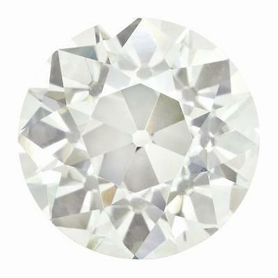 Loose Charles and Colvard Forever OEC Old European Cut 0.96ct Moissanite