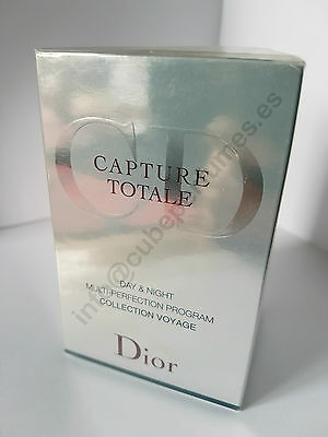 CHRISTIAN DIOR - Capture Total Pack Día y Noche 50 + 50 ml. MUJER (2 Cremas)