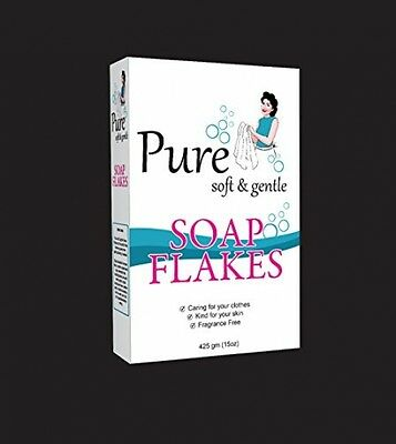 Original Pure Soap Flakes Boxed by Playlearn (10 washes)