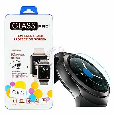 Samsung galaxy gear s2 tempered glass screen protector