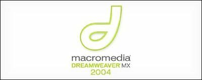 Macromedia Dreamweaver MX2004 Windows - Download