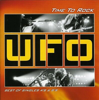 Time To Rock - Ufo (2005, CD NUEVO)2 DISC SET