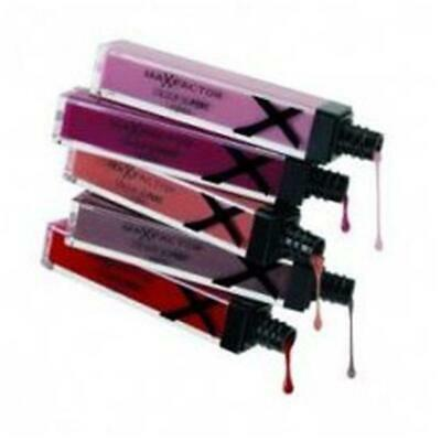Max Factor Max Effect Gloss Cube Lip Gloss - Choose Your Shade - Sealed