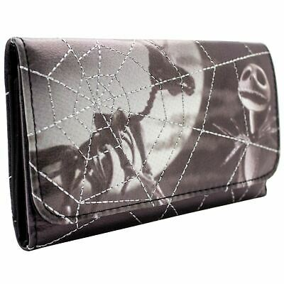 New Official Awesome Nightmare Before Christmas Spiderweb Purse *sealed*