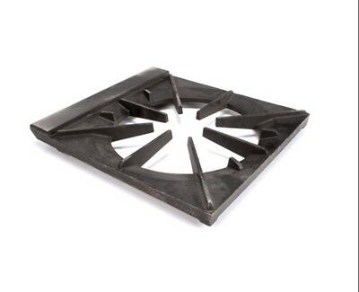 """Stratus Cooking Equipment STOCK POT GRATE 18""""x21"""" OEM Part Number 1004 Cast Iron"""