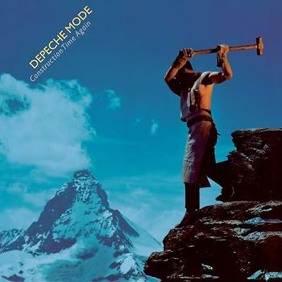 DEPECHE MODE - Construction Time Again (180 Gram Vinyl LP) - NEW