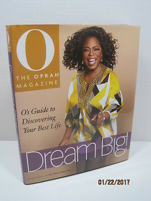 Dream Big!: O's Guide to Discovering Your Best Life by Oprah Winfrey