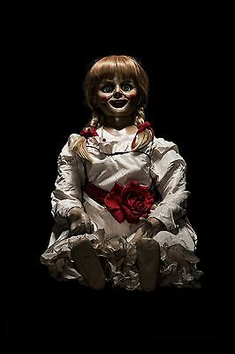 """Annabelle Movie Poster 18"""" x 28"""" ID:2"""