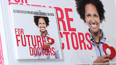 For Future Doctors Kit for Students Considering a Career in Medicine - Brand New