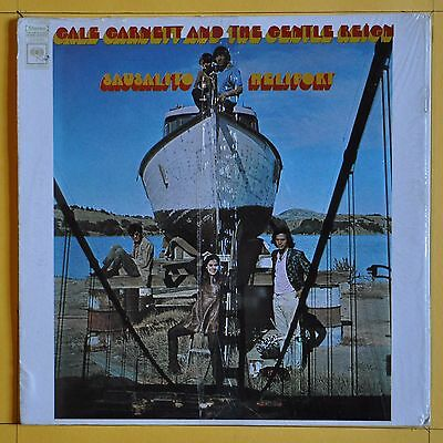 Gale Garnett And The Gentle Reign	Sausalito Heliport 	Columbia	CS 9760 	USA 1969