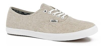 fb9b4dc0cf5 Vans AUTHENTIC LO PRO Mens Womens Indigo Tropical Tan Athletic Skateboard  Shoes