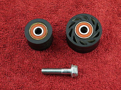 OEM DRIVE CHAIN ROLLERS 99-01 CR250 CR125 CR250R CR125R    roller guide tension