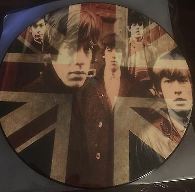 """The Rolling Stones - Come On  - Limited Edition 7"""" Picture Disc"""