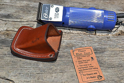 Pinetree Leather  A-2/A-5 Clipper Blade Cover Protector