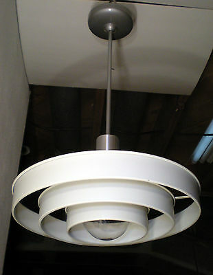 SALE Original Mid Century Modern Atomic Space Age Light Fixture Danish Chic
