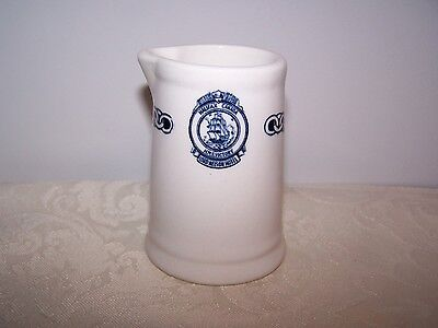 H.m.s. Victory Lord Nelson Hotel Halifax - Hotel Ware Individual Creamer