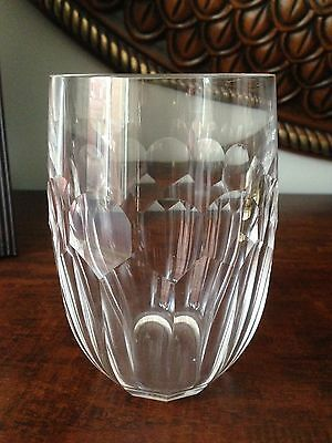 """Waterford Crystal CURRAGHMORE  Tumbler 4 5/8"""", with Cut Panels"""