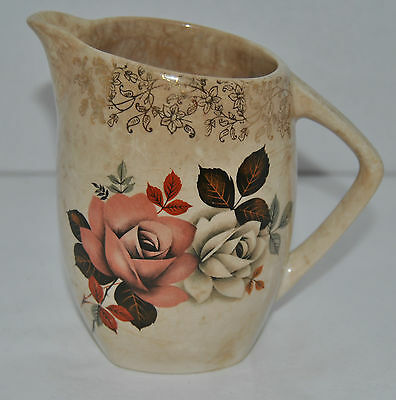 Very Old and Rare Lord Nelson Pottery, Jug