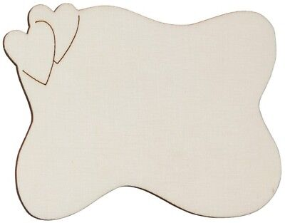 Wood Shield with heart Laser picture Door sign Window decor Wooden image Pendant