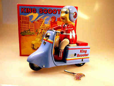 King Scooter
