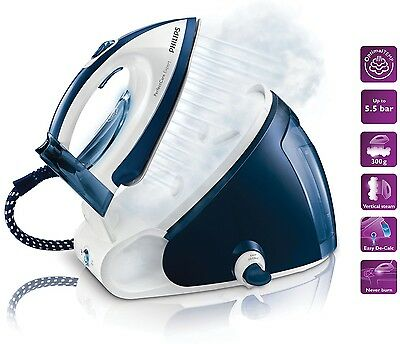 BOX DAMAGED Philips PerfectCare Expert Steam Generator Iron 1.5L 300g GC9222/02