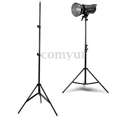 "7'8"" Flash Ombrello Stativo Treppiedi Supporto Staffa Per Foto Studio Video Luce"