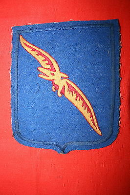 Us 92Nd  Bomb Group A2 Leather Jacket  Patch Sqn Sq Squadron