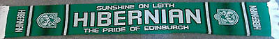 Hibernian Fc Sunshine On Leith Pride Of Edinburgh Scarf