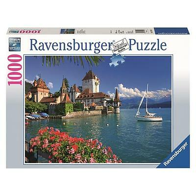 RAVENSBURGER 1000 Teile Puzzle Am Thunersee, Bern