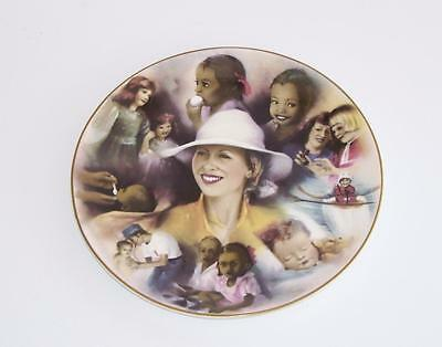 "Limited Edition Coalport ""Princess Anne"" Save The Children Bone China Plate."