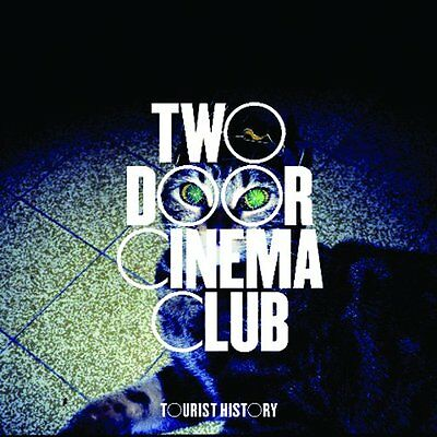 TWO DOOR CINEMA CLUB : TOURIST HISTORY  (LP Vinyl) sealed