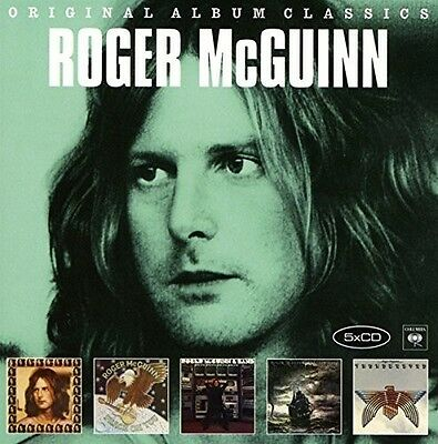 Original Album Classics - 5 DISC SET - Roger Mcguinn (2016, CD NUOVO)