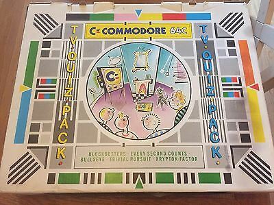 Commodore 64 Boxed With Cassette Player Tested Working. Great Condition c64