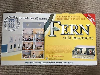 Dolls House Emporium Fern Villa Basement Kit