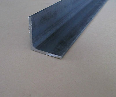 Mild Steel Angle - Various sizes and lengths.
