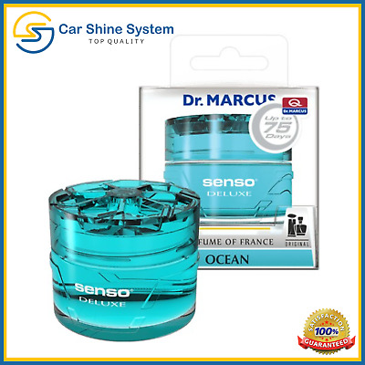 Dr.Marcus Ocean Breeze Senso DELUXE Car Home AIR FRESHENER Perfume Gel 50ml
