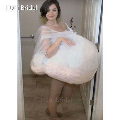 Bridal Buddy Wedding Dress Petticoat Underskirt Save You From Toilet Water