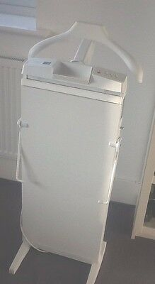 Corby 7700c White Trouser Press. Hardly Used! RRP £180