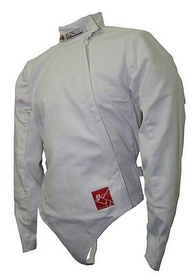 Brand New Blade Cotton Fencing Jacket for Left Handed Women size 40