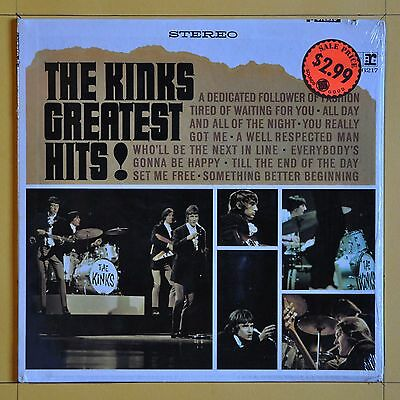 The Kinks The Kinks Greatest Hits Reprise R 6217  United States  1966