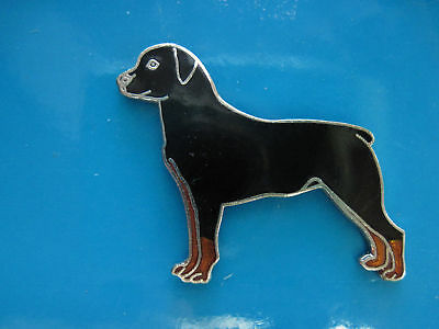 ROTTWEILER -   hat pin , lapel pin , tie tac , hatpin  (L) GIFT BOXED