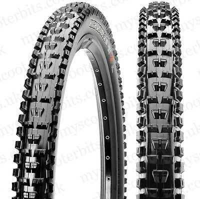 Maxxis High Roller II TR EXO Mountain Bike MTB Tyre Folding 26x2.3 TB73307000